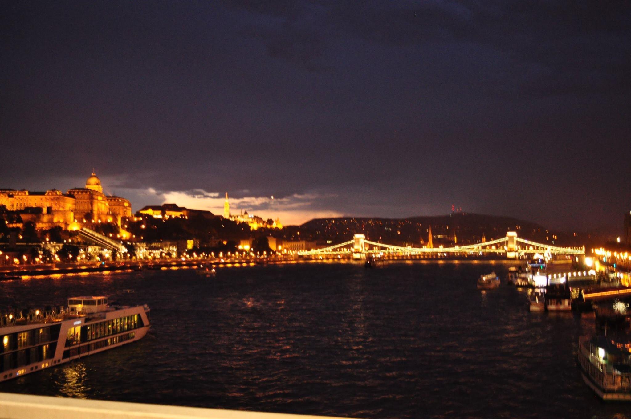 5 motivi per andare a Budapest