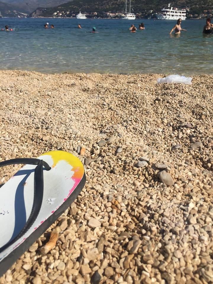 La migliore spiaggia a Dubrovnik