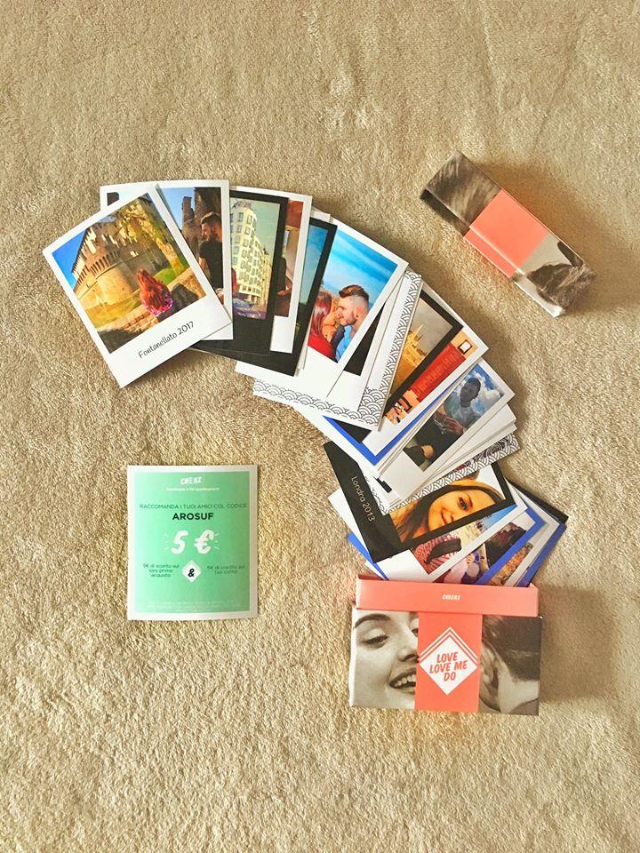 dove stampare foto polaroid