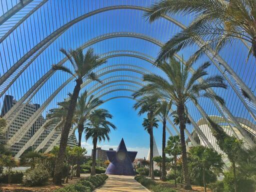 Cosa vedere città arti e scienza Valencia