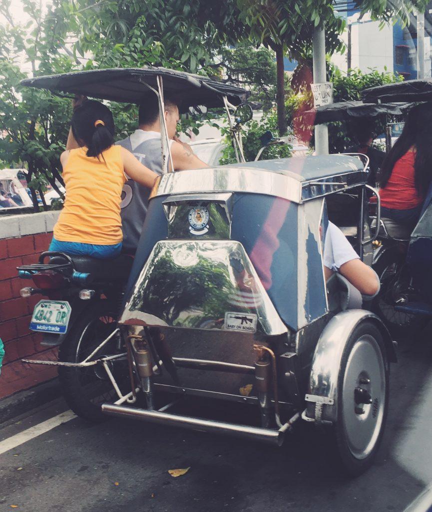 I trasporti di Manila e delle Filippine