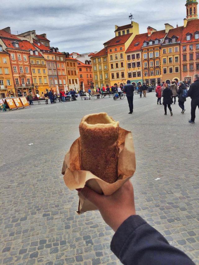 Cibi da assaggiare in viaggio