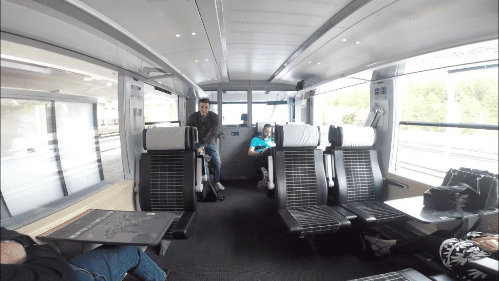 Carrozza Allegra Bernina Express