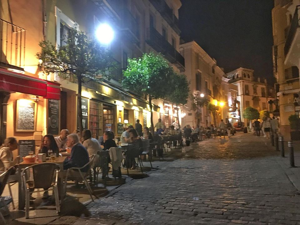 Dove mangiare a Siviglia