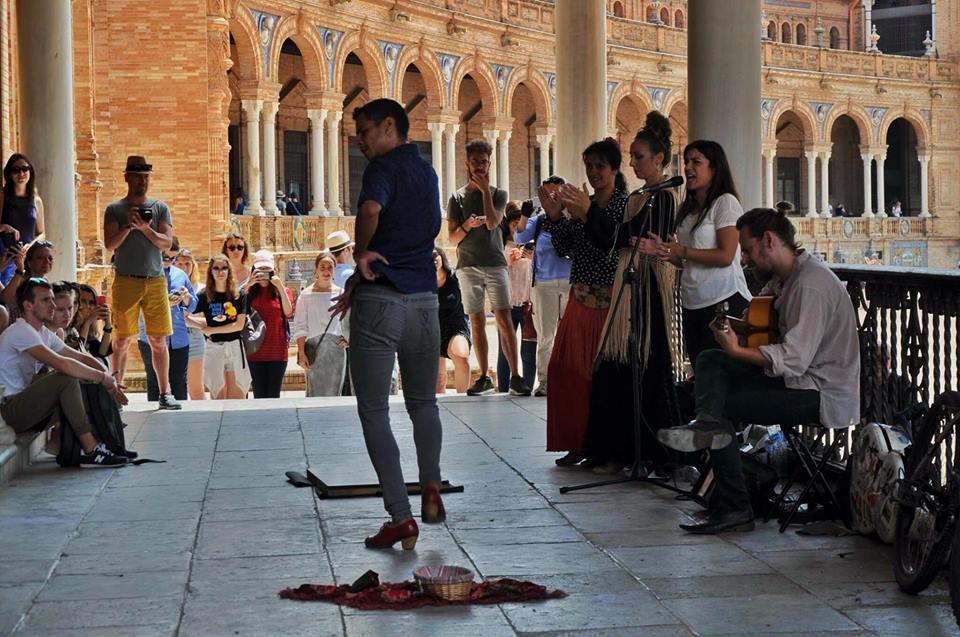 Dove vedere flamenco a Siviglia