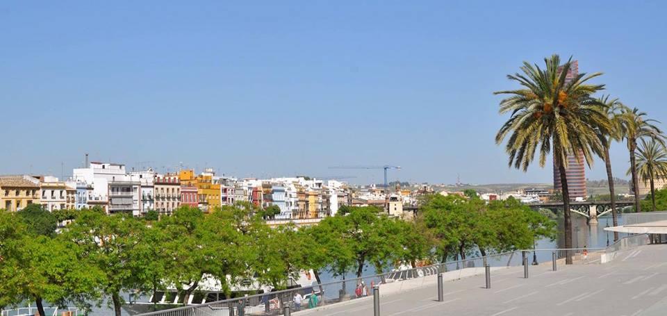 migliori punti panoramici Siviglia