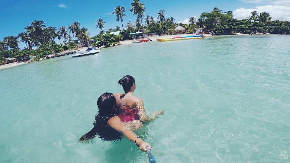 Puerto Princesa Cowrie island hopping
