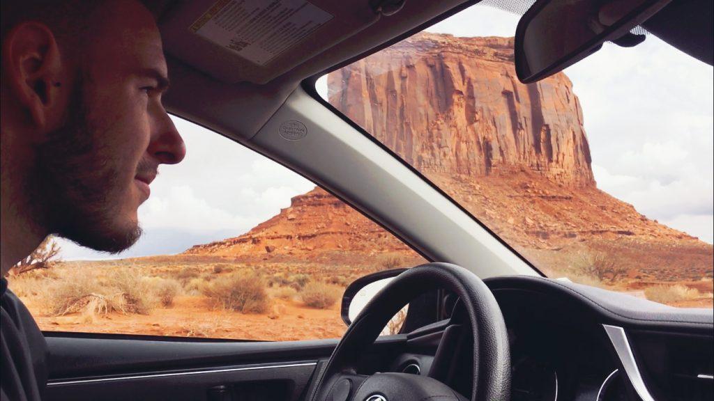 Come fare per noleggiare un'auto negli Stati Uniti