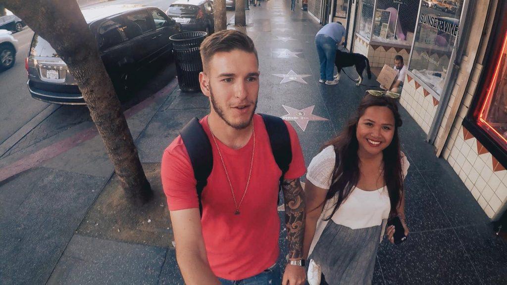 8 COSE DA VEDERE A LOS ANGELES: walk of fame