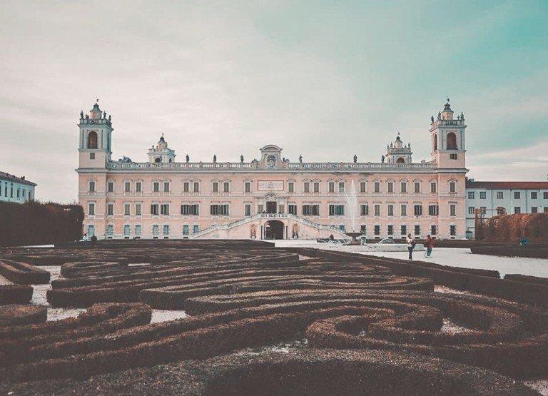Reggia di Colorno Parma informazioni utili