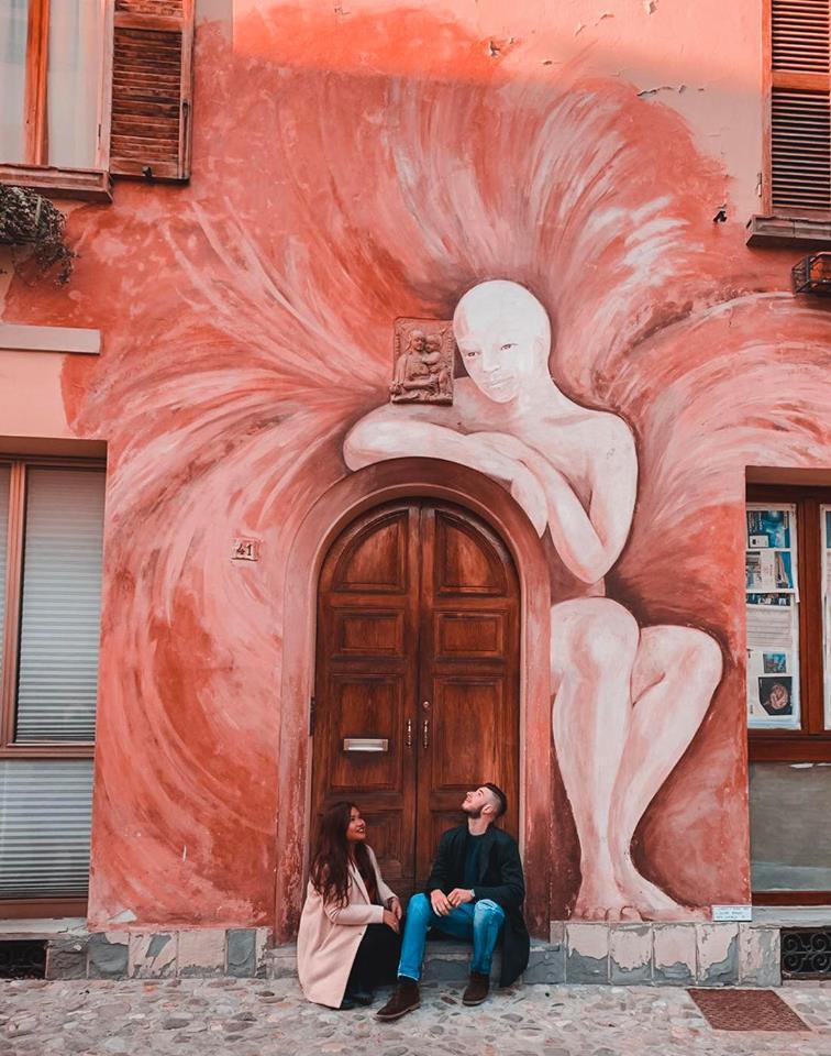 Cosa vedere a Dozza, il borgo dei murales