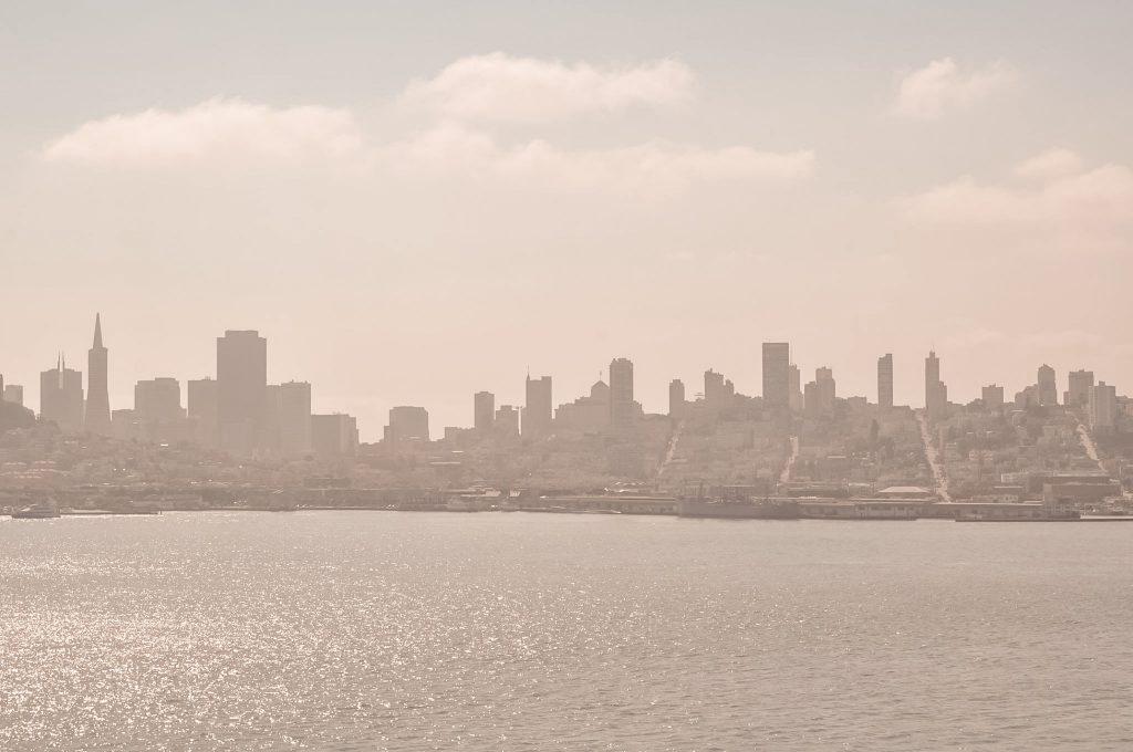 9 punti panoramici su San Francisco e Golden Gate Bridge