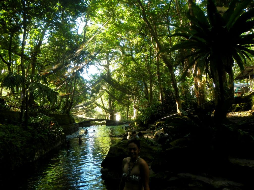 Cosa vedere a Camiguin Filippine Ardent Hot Spring