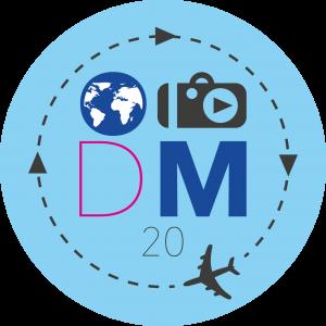 Logo destinazione mondo 20 travel blog