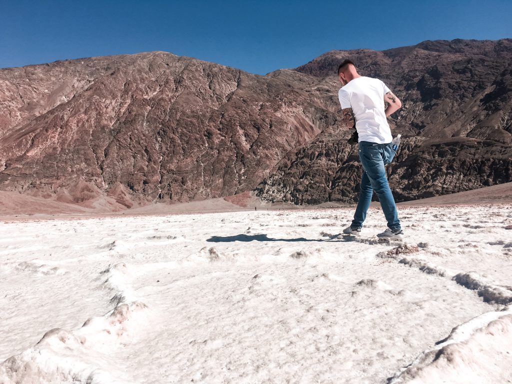 Badwater Basin: Visita alla death valley in un giorno