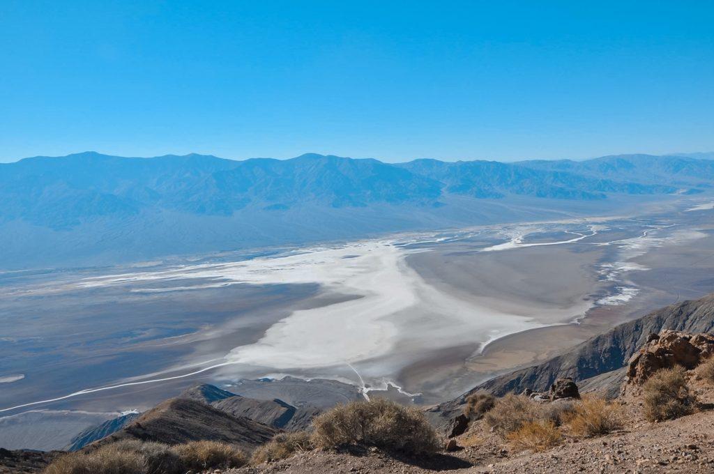 Vista Dante's view: Visita alla death valley in un giorno