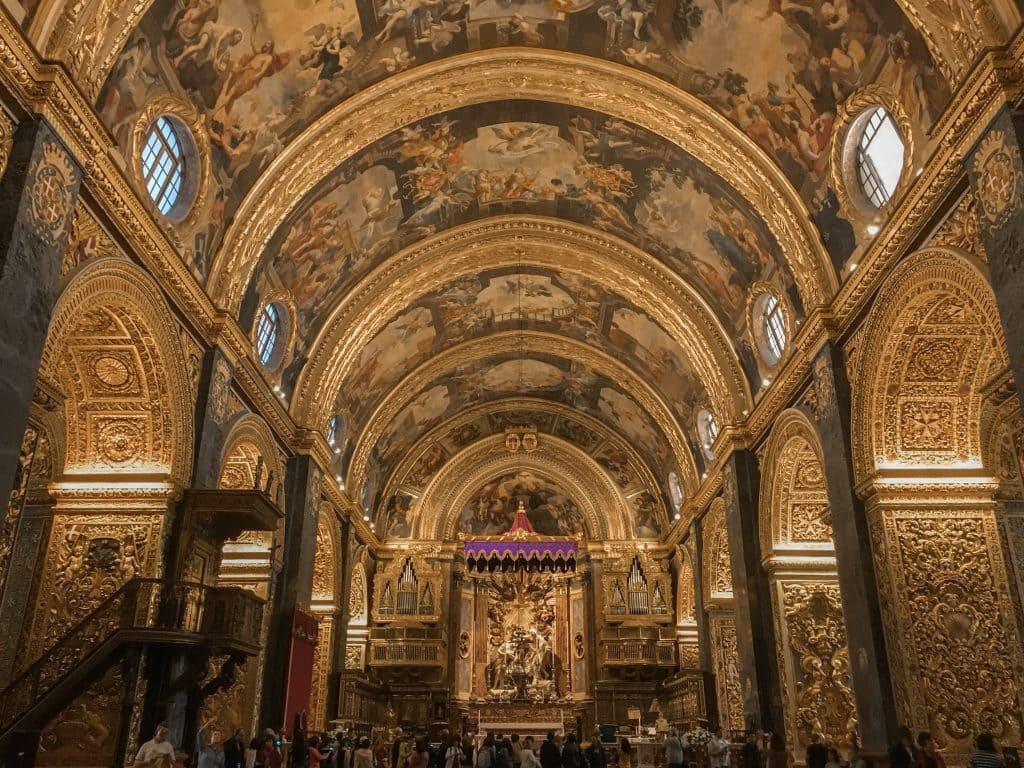 Malta: Guida completa Concattedrale di San Giovanni
