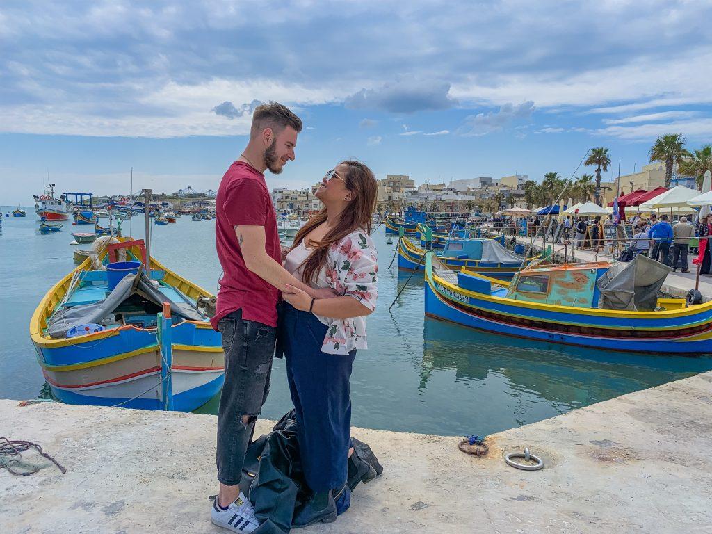 Malta: Guida completa Marsaxlokk