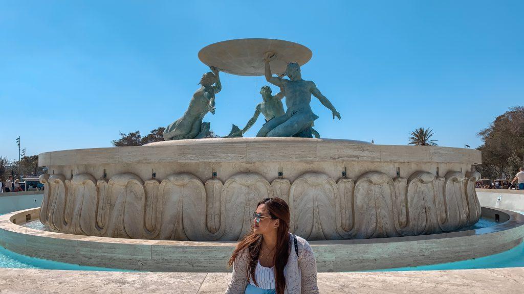 Malta: Guida completa Fontana dei tritoni
