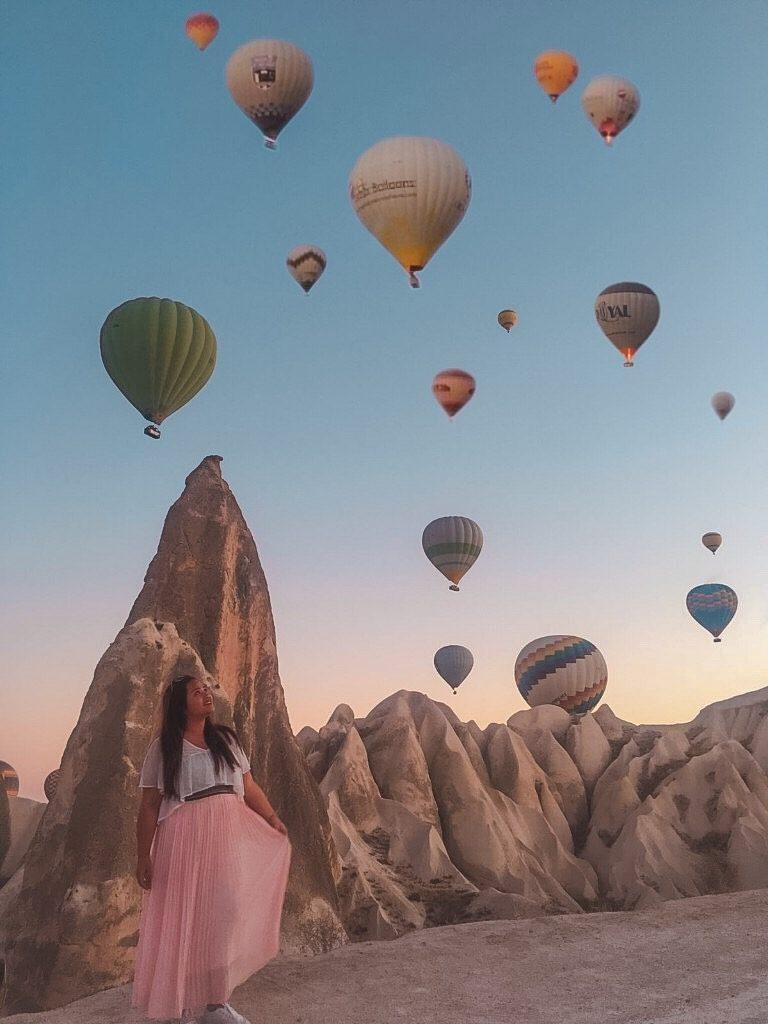 Mongolfiere in Cappadocia: informazioni utili