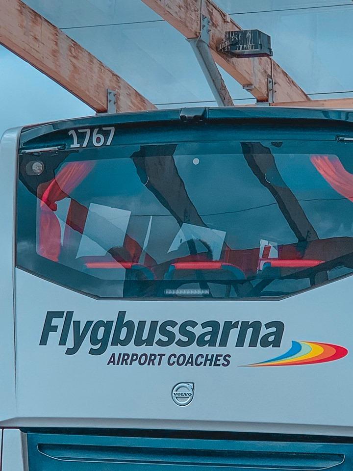 Come raggiungere il centro di Stoccolma dall'aeroporto di Arlanda.