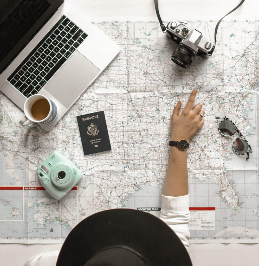 Come viaggiare spesso