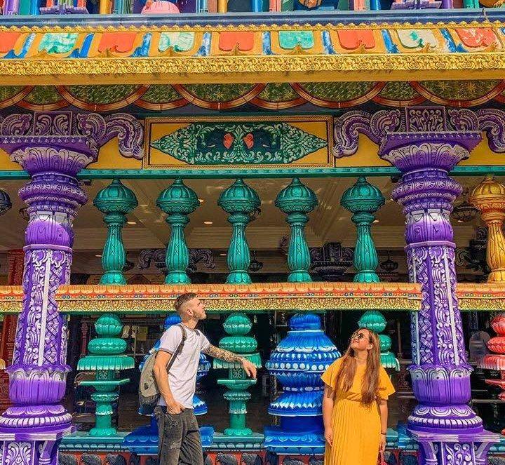 Itinerario di due settimane a Kuala Lumpur, Bali e Singapore