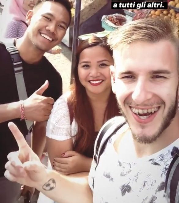 Contatti di driver onesti a Bali