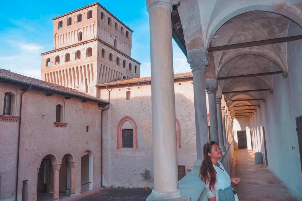 Castello di Torrechiara visitare informazioni utili
