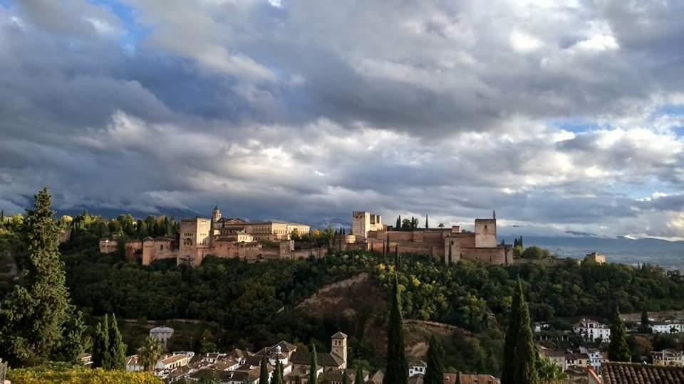 Panorama su Granada