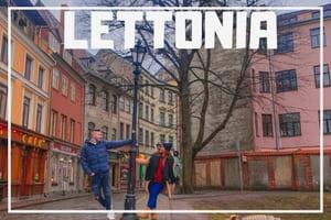 Destinazione mondo 20 Lettonia