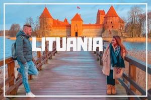 Destinazione mondo 20 Lituania