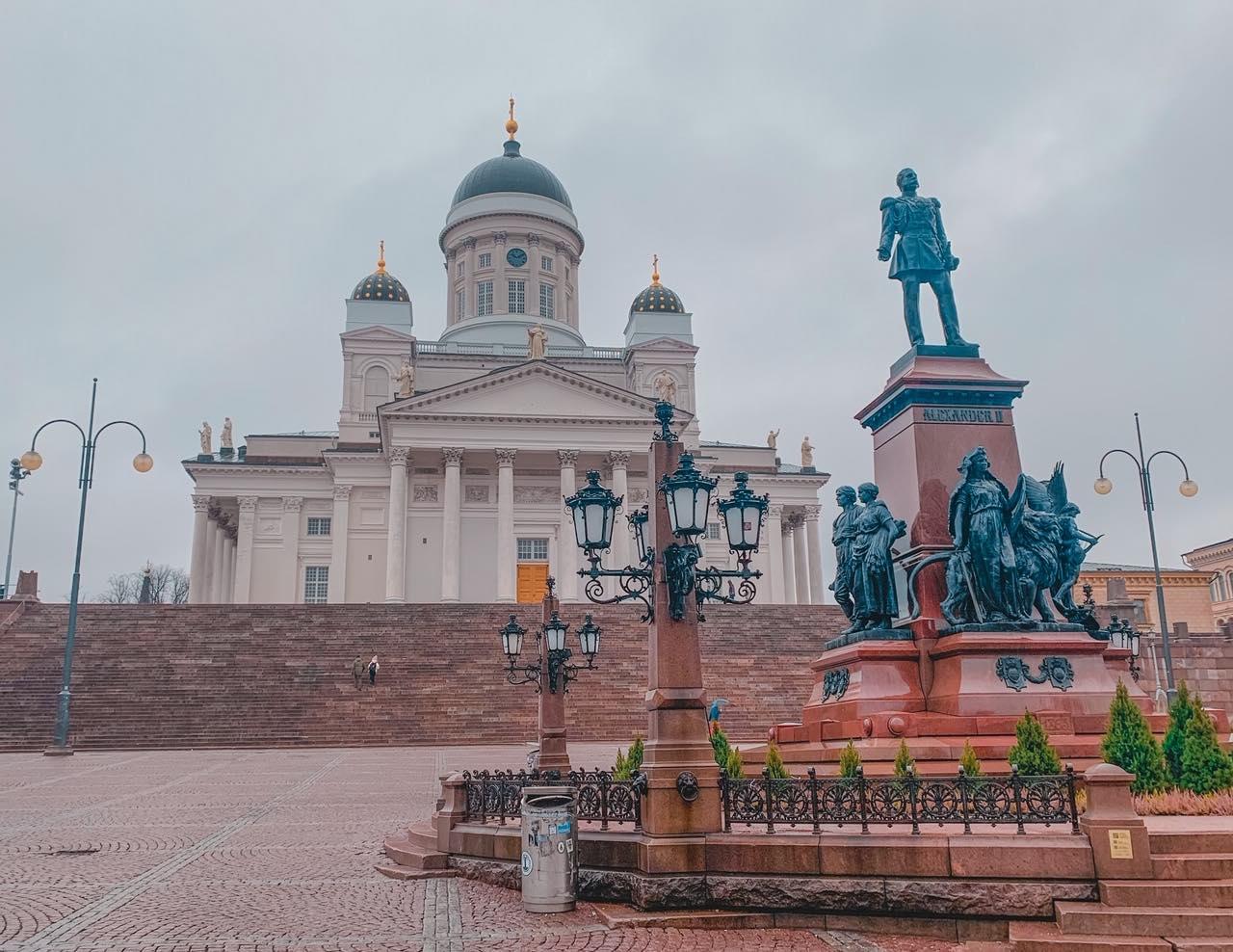Cosa vedere Helsinki in un giorno