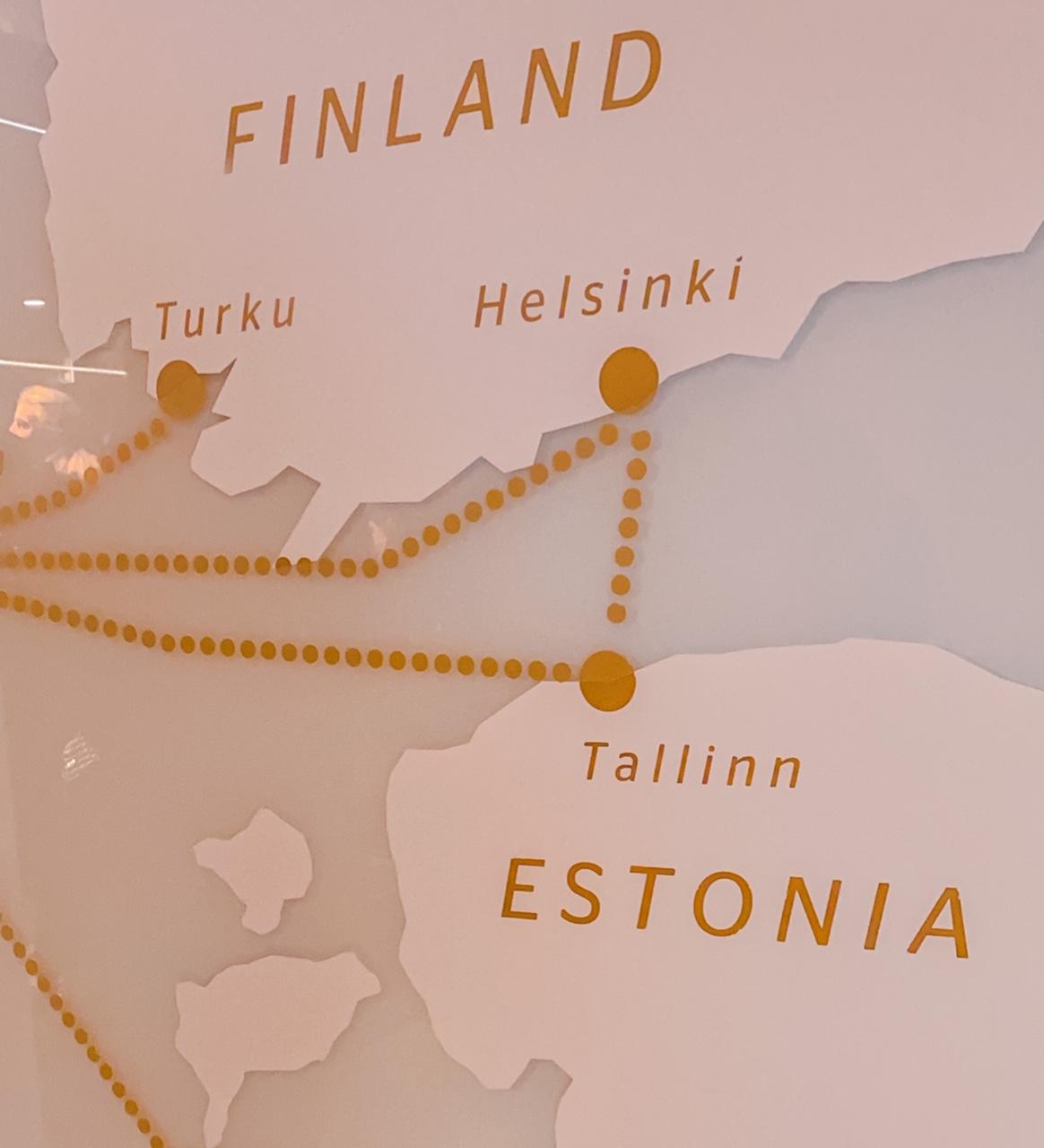 Traghetti Helsinki tallinn