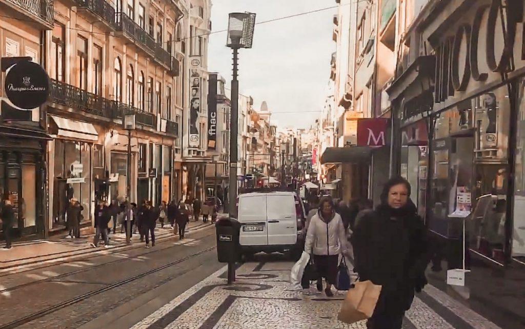 Dove fare shopping a Porto