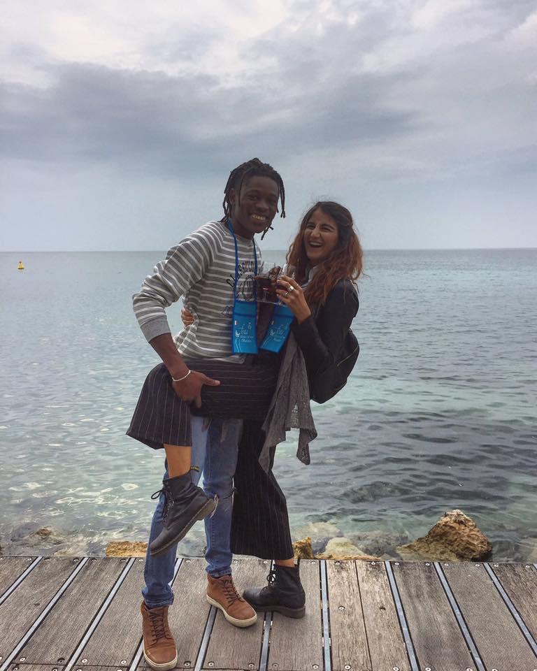 Coppia mista Italia Gambia