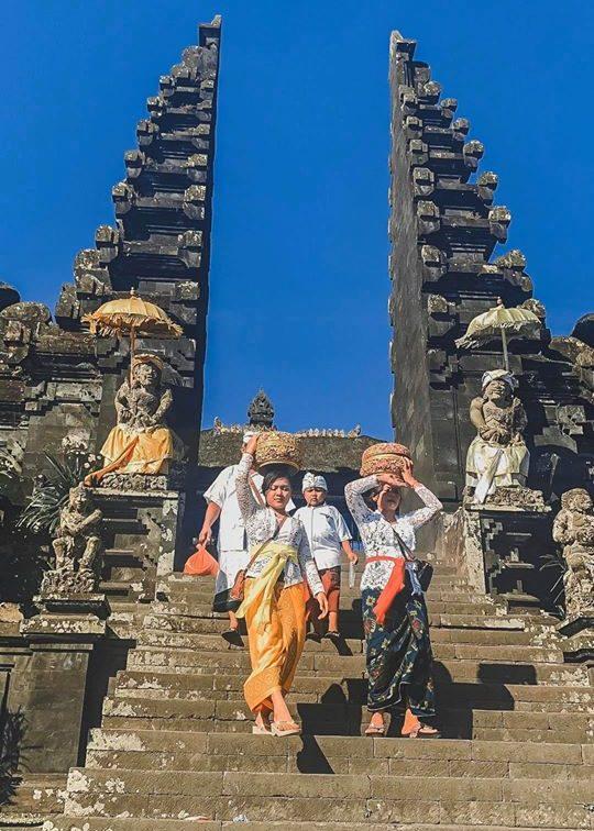 Esperienza negativa al tempio di Besakih Bali
