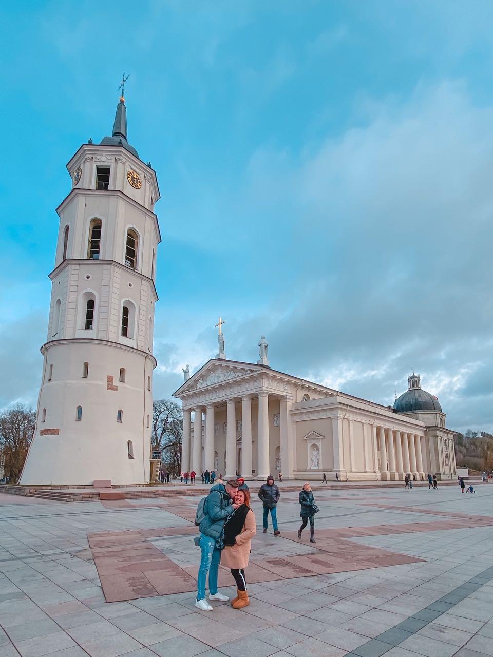 repubbliche baltiche itinerario