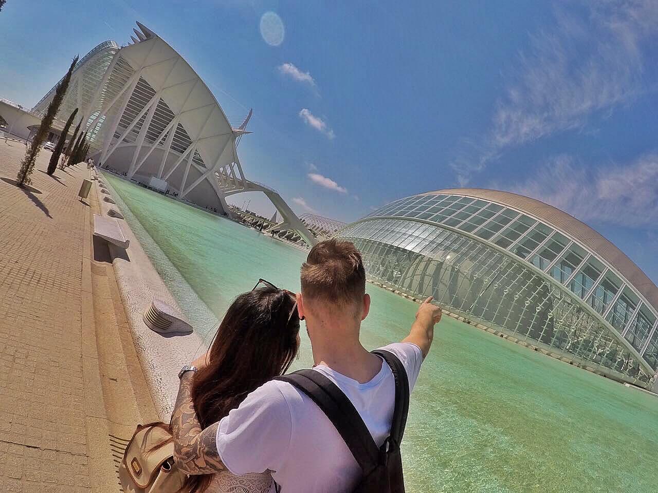 Cosa vedere nella città delle arti e della scienza a Valencia