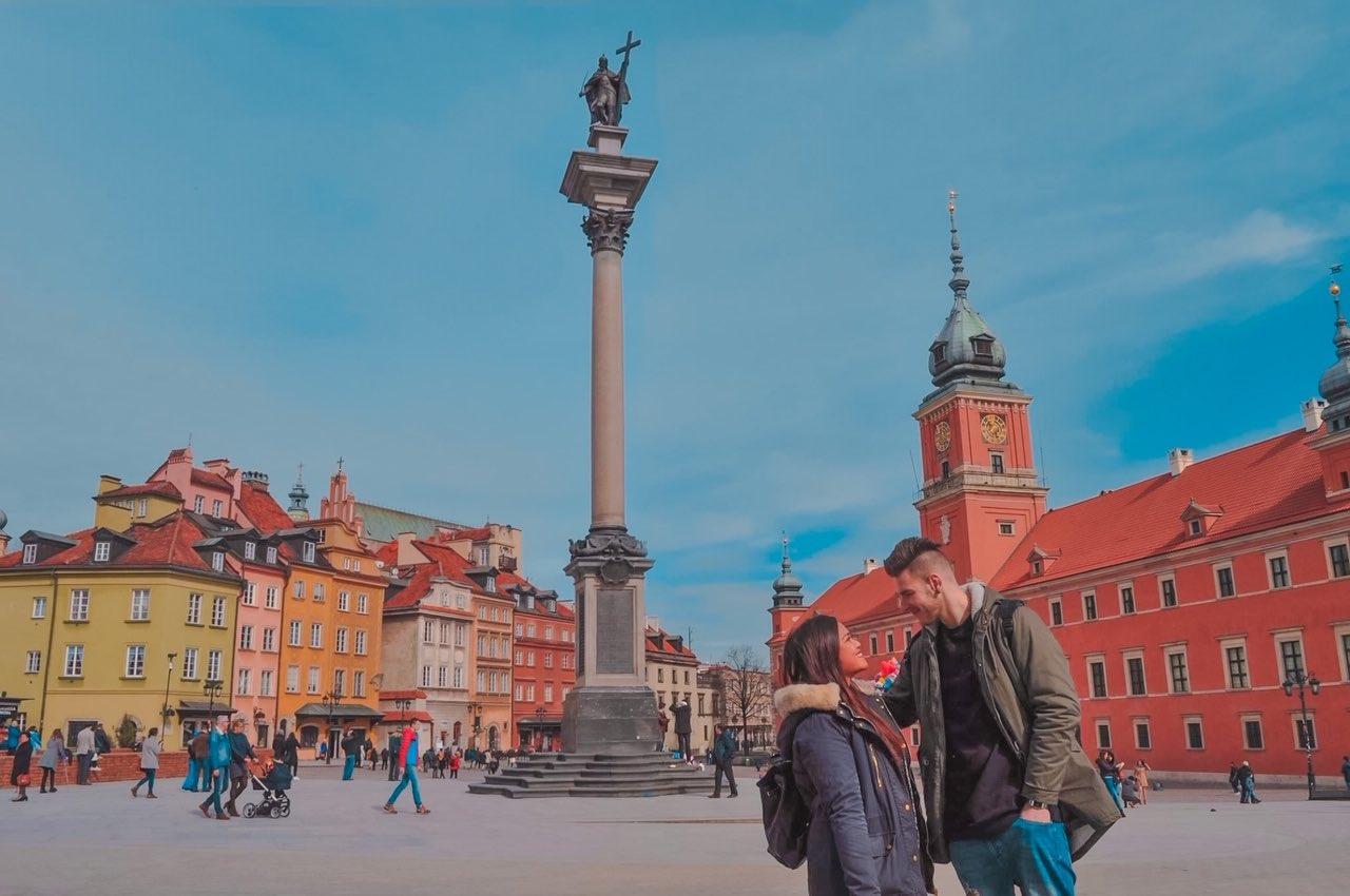 Cosa vedere Varsavia