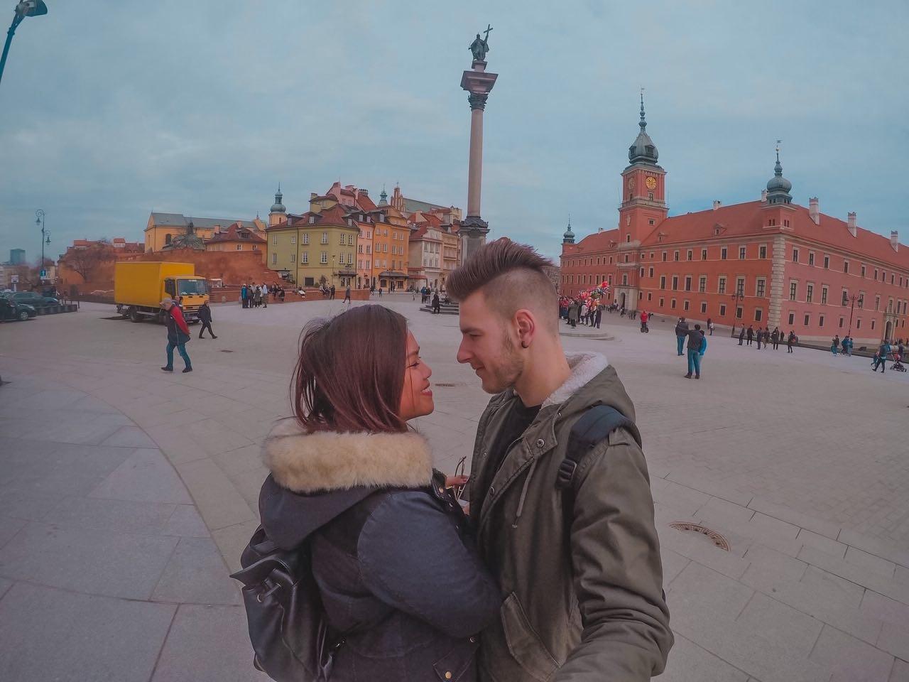 Come raggiungere il centro dI Varsavia dall'aeroporto