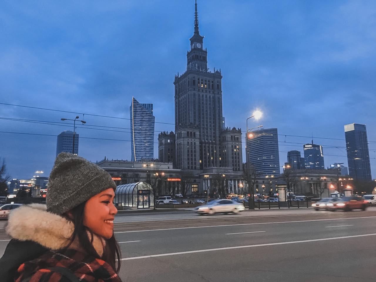 Perché visitare Varsavia