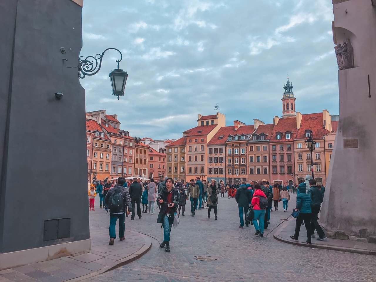 Cosa vedere a Varsavia in tre giorni