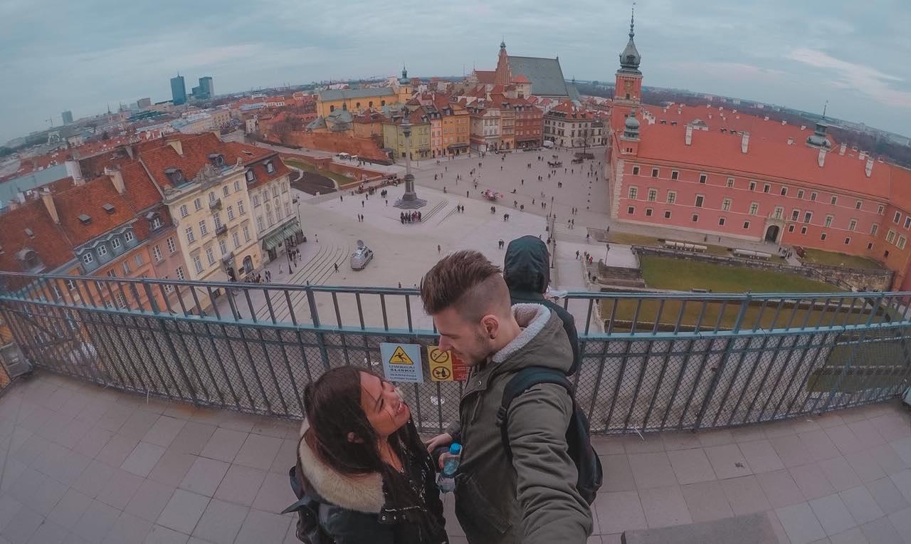 Migliore punto panoramico Varsavia