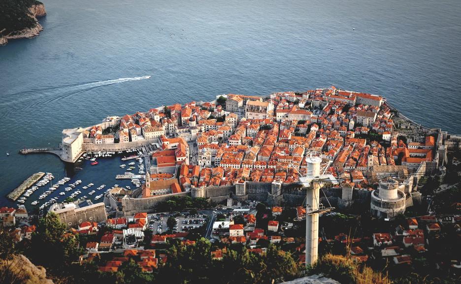 Migliore punto panoramico Dubrovnik