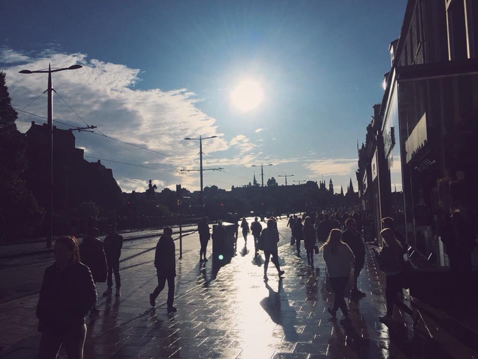 Dove fare shopping a Edimburgo