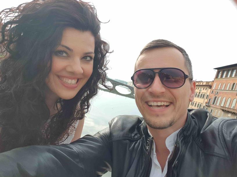 Coppia mista Italia Ucraina