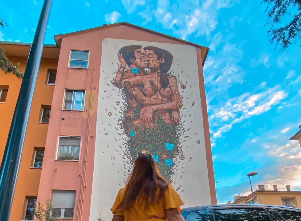 migliori murales di Ravenna dove si trovano