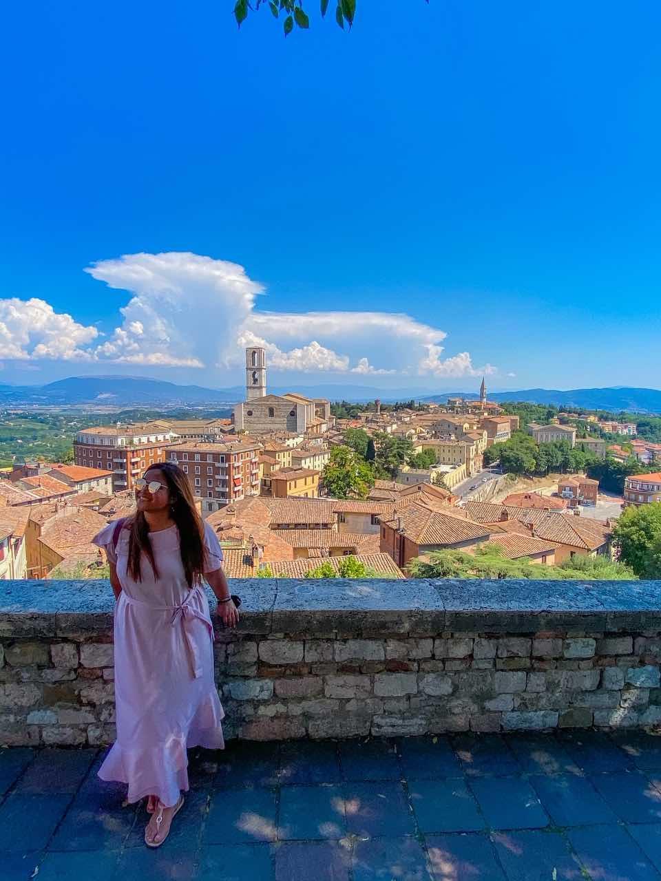 Cosa vedere Perugia weekend
