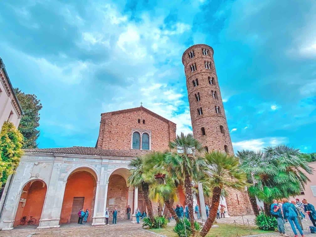 basilica di Sant'Apollinare nuovo da vedere a Ravenna in due giorni